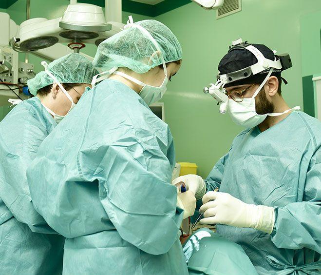 Cirugía maxilofacial en Institut Maxilodental del Vallès