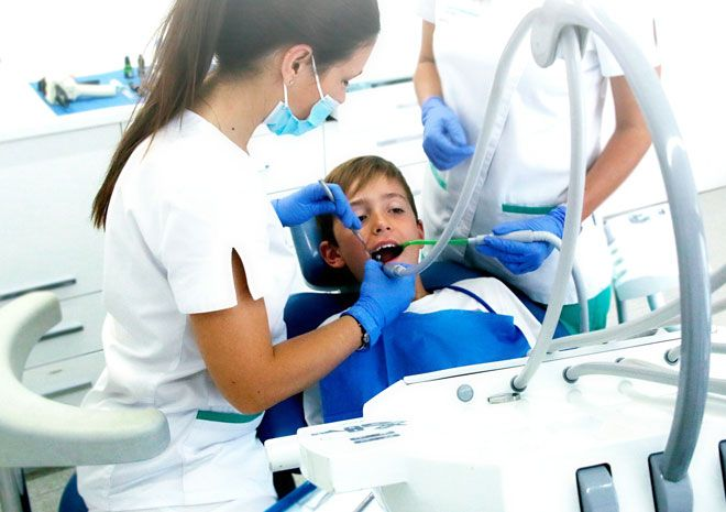 Odontología infantil en Mollet del Vallès