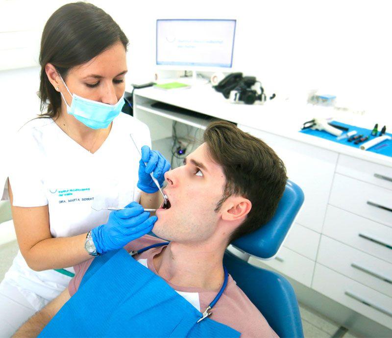 Dentistas en Mollet del Vallès